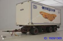 camion remorque Van Hool ISOTHERME