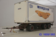 camion remorque fourgon Van Hool