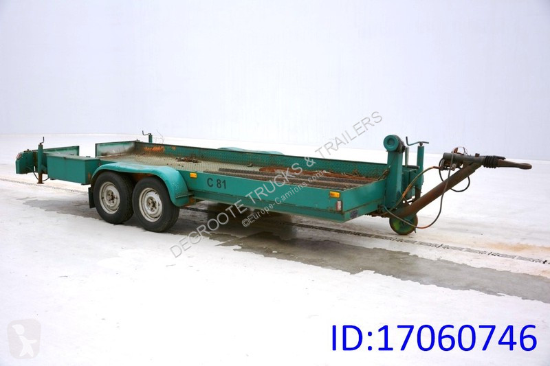 Camion remorque nc LOW BED