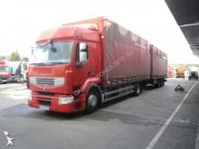 другой грузовой автомобиль с прицепом Renault