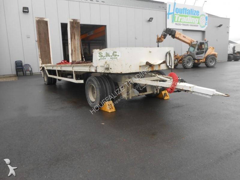 autre camion remorque nc lowbed porte char occasion n 2335786. Black Bedroom Furniture Sets. Home Design Ideas