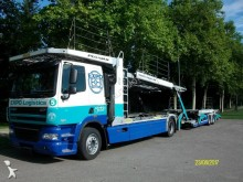 DAF car carrier trailer truck