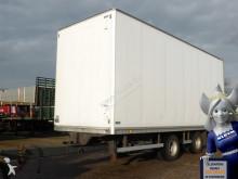 tweedehands vrachtwagen met aanhanger bakwagen