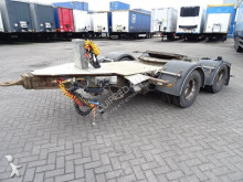 n/a Dolly, 2 axles, twintyres, BPW, turntable