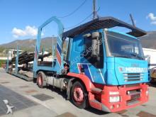 ciężarówka z przyczepą Iveco Stralis 400 BISARCA LOHR