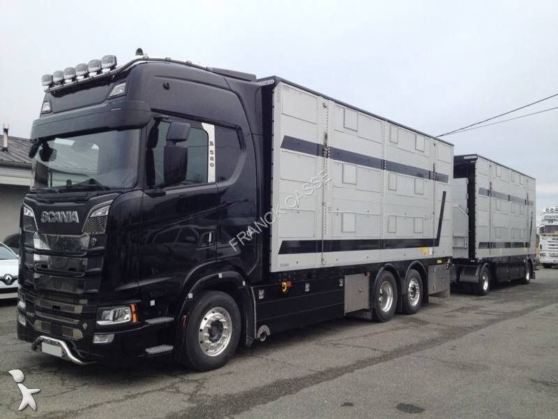 camion remorque scania b taill re gazoil euro 6 occasion n 2452411. Black Bedroom Furniture Sets. Home Design Ideas