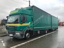 vrachtwagen met aanhanger DAF CF85 410