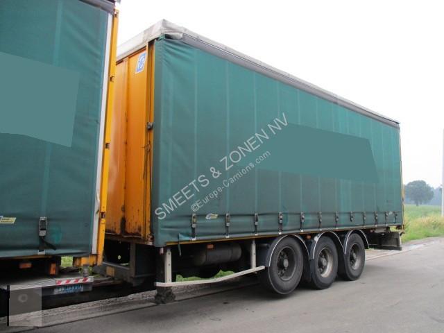 Camion remorque nc Aanhangwagen