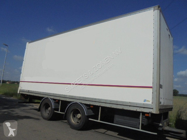 View images Trailor Aanhangwagen trailer truck