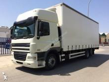 vrachtwagen met aanhanger DAF CF85 480