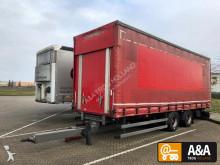 gebrauchter Lastzug Kastenwagen