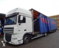 vrachtwagen met aanhanger DAF XF105.410T SSC