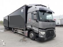 camião reboque Renault T 460 Dealer, 2 UNITS, LIFTED AXLE