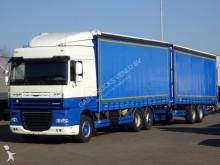 inna ciężarówka z przyczepą DAF