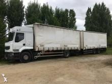 ciężarówka z przyczepą Renault Premium 430