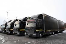 ciężarówka z przyczepą Mercedes Atego 1223