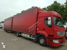 camion cu remorca obloane laterale suple culisante (plsc) Renault
