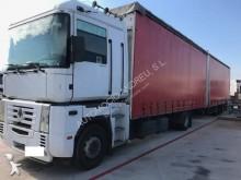 Renault Lastzug Pritsche und Plane