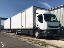 ciężarówka z przyczepą furgon Renault