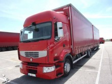 camião reboque cortinas deslizantes (plcd) usado