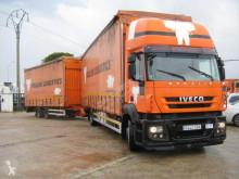 ciężarówka z przyczepą Iveco Eurotech 190E42
