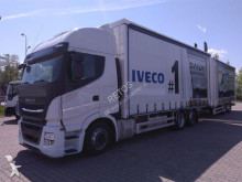 Iveco Stralis AS260S46Y/FPiGV trailer truck