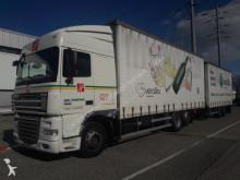 camião reboque DAF XF105 460