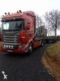 camion remorque Scania R 164R580