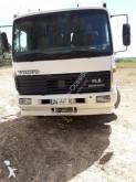 ciężarówka z przyczepą wywrotka Volvo