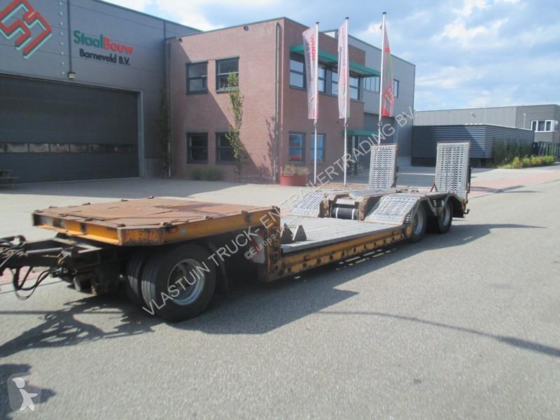 Camion remorque nc RECKER special loader