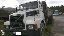 camion remorque Volvo N10