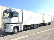 ciężarówka z przyczepą furgon standardowa Renault