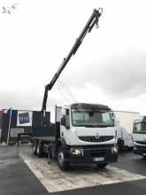camion remorque Renault Premium Lander 380 DXI