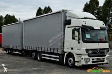 camião reboque Mercedes Actros 2544