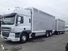 DAF Lastzug Viehtransporter