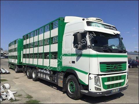 Camion remorque Volvo