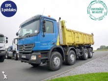 Mercedes Actros 3236 trailer truck