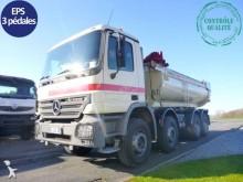 Mercedes Actros 4141 trailer truck