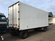 camion remorque nc D20-2 double stock load-through system