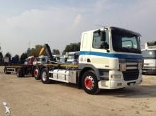 DAF hook lift trailer truck