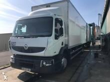 Renault box trailer truck