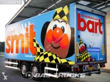 n/a box trailer truck