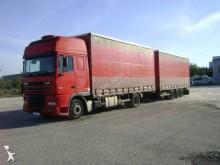 camion remorque DAF XF95