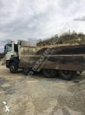 camión remolque volquete bilateral DAF