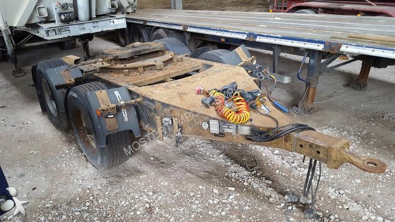 Zobaczyć zdjęcia Ciężarówka z przyczepą nc RD 9,9