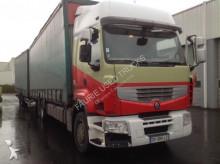 Renault Lastzug Schiebeplanen