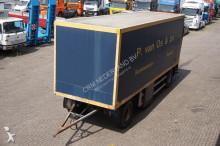 used box trailer truck