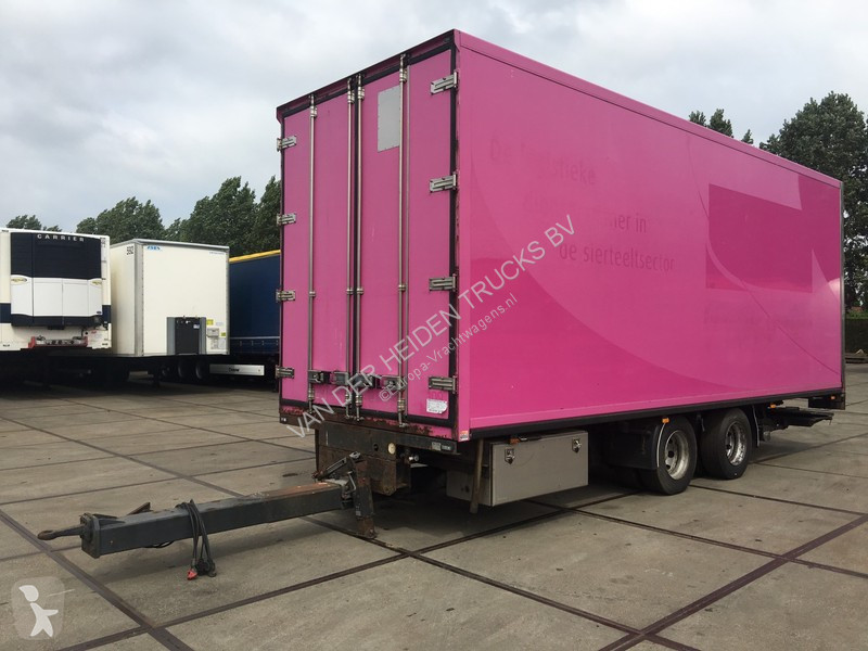 View images N/a MZS 218 / ISOLATED-FLOWER-BOX / LIFT / L770W250H288 trailer truck