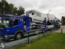 Scania Lastzug Autotransporter