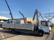 camion remorque Mercedes Atego 1018 BLUETEC